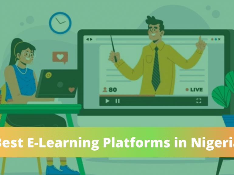 Best E-Learning Platforms in Nigeria