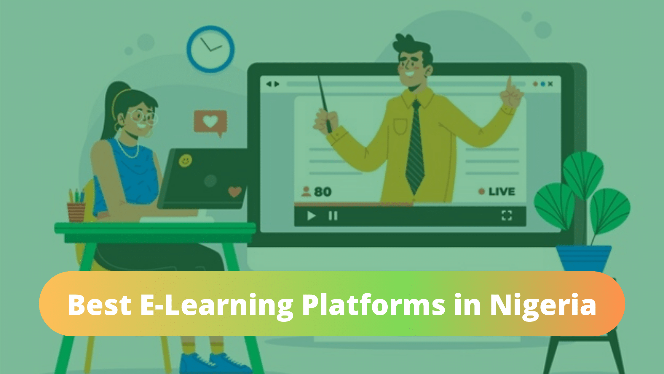 Best E-Learning Platforms in Nigeria