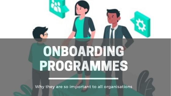 Why Onboarding programmes