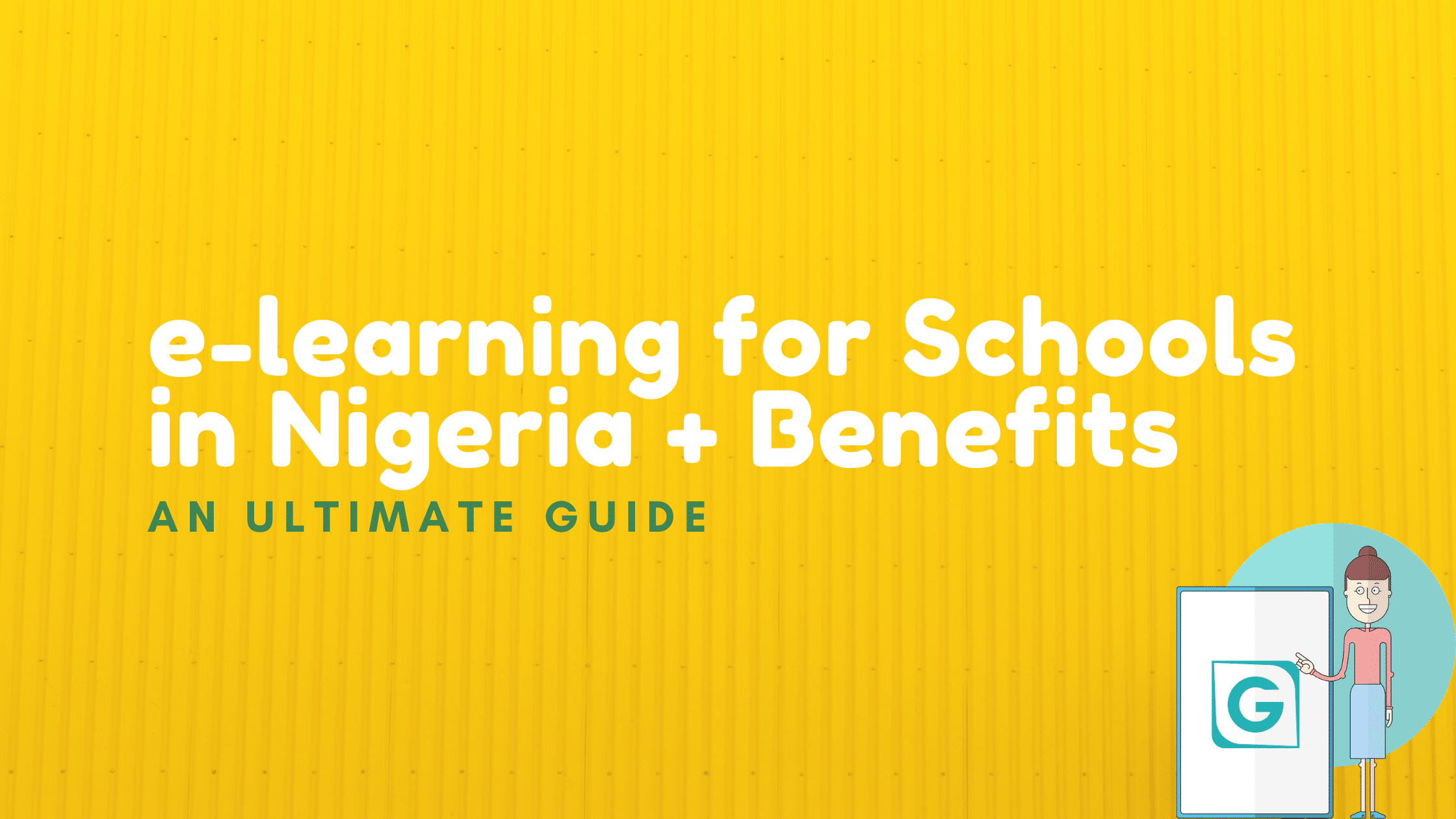 e-learning for Schools in Nigeria