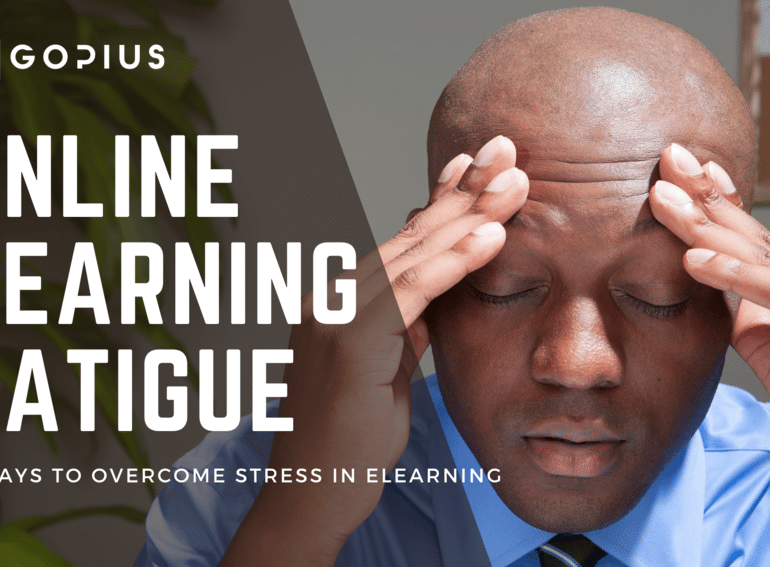 Online Learning Fatigue: 7 ways to Overcome Stress in eLearning